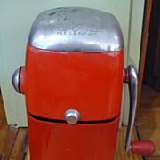 1950s Ice-O-Mat Ice Crusher
