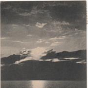 Greetings from the Adirondacks NY New York Postcard