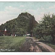 South Deerfield MA Massachusetts Mt. Sugar Loaf Postcard