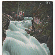 Royalston MA Massachusetts Doan's Middle Falls Vintage Postcard