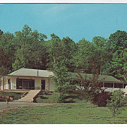 Star Point Fishing Camp and Resort Byrdstown TN Tennessee Vintage Postcard