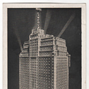 Hotel Lincoln New York City NY New York Vintage Postcard