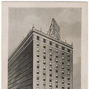 Andrew Jackson Hotel Vintage Nashville Tennessee Postcard
