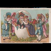 SOLD Acme Soap C J Pollard Choice Family Groceries Cuba New York Vintage Trade Card