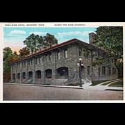 Rhea-Mims Hotel Newport TN Tennessee Vintage Postcard