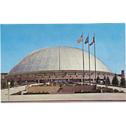 Public Auditorium Pittsburgh PA Pennsylvania Vintage Postcard