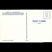 Virginia Military Institute Lexington VA Virginia Vintage Postcard
