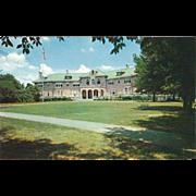 SOLD Chickasaw Gardens Memphis Museum Memphis TN Tennessee Vintage Postcard