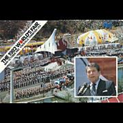 1982 World's Fair Knoxville TN Tennessee Vintage Postcard