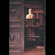 Athena Parthenos The Parthenon Nashville TN Tennessee Vintage Postcard