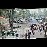 New Children's Zoo Central Park New York City NY New York Vintage Postcard