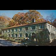 College Hall Montreat NC North Carolina Vintage Postcard