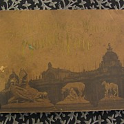 Sights, Scenes and Wonders of the World's Fair 1904 Booklet