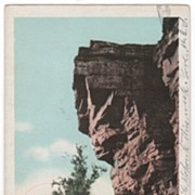 DPC Battlement Terrace Lake Minnewaska NY New York Roadside America Postcard