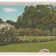 Outdoor Theatre Blue Ridge Assembly Grounds, Blue Ridge NC North Carolina near Black Mountain