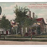 The Milburn Residence Buffalo New York Postcard
