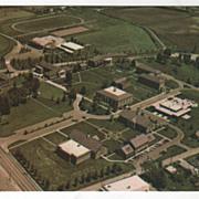 Bevard College Brevard NC North Carolina Vintage Postcard