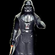 SOLD Vintage 1977 Kenner Star Wars Darth Vader with Original Variant 1 Light Saber