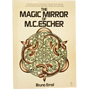 SALE Magic Mirror of M.C. Escher Book 1976