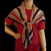Beautiful Gim Renoir Scarf / Table Cloth