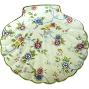 Tominaga Small Shell Shape Floral Dish