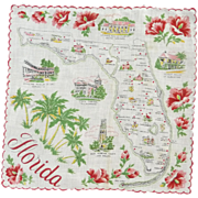 Florida State Handkerchief Hanky