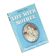 Life with Mother Play 1st Edition Book 1949