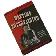 SOLD Wartime Entertaining Soft Book 1942
