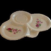 Victorian Porcelain German Mark Vanity Tray