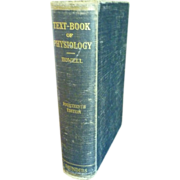 Text-Book of Physiology Howell 14th edition