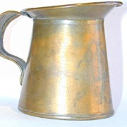 Vintage Copper Pitcher - Nice Quality - Found in New England - Free Shipping