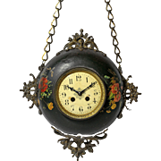Wall Hanging Clock from France