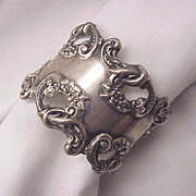 R. Blackinton & Co. Sterling Napkin Ring # 9042 - Circa 1900