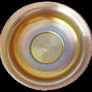 Steuben Gold Aurene Bowl # 5061 - Circa 1915