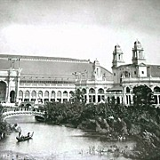 SOLD 1893 World's Columbian Exposition Manufactures And Electricity Buildings From Squatter's