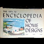 Mid Century 1971-72 Encyclopedia of Home Designs Book