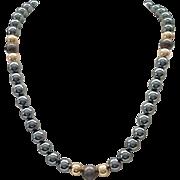Best Ever Hematite Necklace