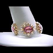 Dramatic Bracelet, Earrings, Brooch - Wilkinson Jewelry Sak's Fifth Avenue