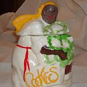 McCoy Cookie Jar Mammy with Cauliflowers