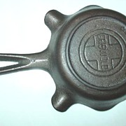 Griswold 0 Ware Cast Iron Skillet Ashtray