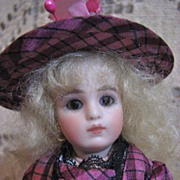 Small 7 inch Bru by Doll Artist