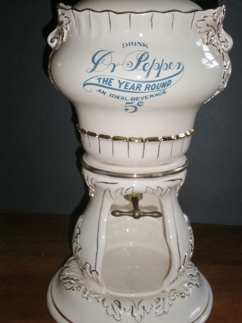 Dr Pepper Soda Fountain Late 1800 S From Rlreproshop On