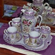 Royal Vienna 10- Piece Tea, Coffee or Chocolate Service