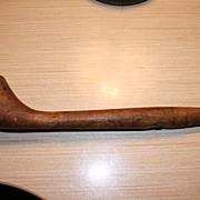 Unusual woodworking tool