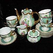 Imperial Chekoslovakian Design Coffee/Tea Service