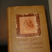 1908 Edition of  Anne of Green Gables