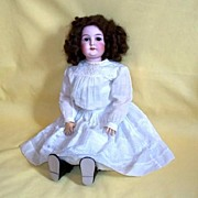 "24"" German Antique Doll"