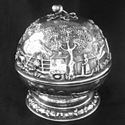 Lincoln & Foss American Coin Silver