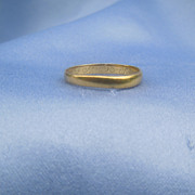 """Posie Ring, Georgian,  """"Let's  Live and Love In Unity"""""""