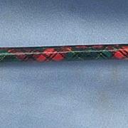 Tartan Dip Pen, Victorian